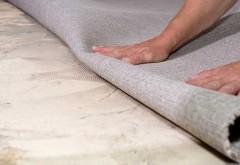 Укладка ковролина своими руками на бетонный пол: инструкция