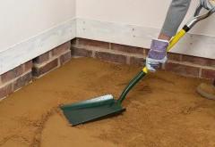 Эффективные материалы для утепления бетонных полов