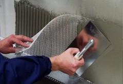 Способы укладки армирующей (штукатурной) сетки