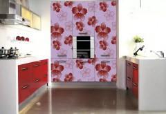 Отделка кухни пластиковыми панелями: правила монтажа