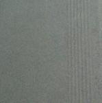 Пиастрелла Керамогранит СТ302S Соль-Перец Темно-серый Ступени 30x30 см