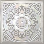 Керамика Будущего Вставка Москва жемчуг полированный 6х6 см