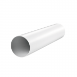 Канал (воздуховод) круглый 3010 d=150 мм (1 м), пластик