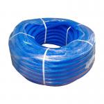 Труба гофрированная 25 мм для металлопластиковых труб синяя (1 п.м.)