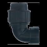 Отвод SPEKTR комбинир. PN16 ВР 32x1