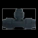 Тройник SPEKTR переходн. PN16 d=32x25x32 мм
