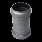 Муфта внутренняя Sinikon двухраструбная соединительная d=40 мм