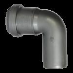 Отвод внутренний Sinikon d=40 мм 87°