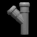 Тройник внутренний Sinikon d=40х40 мм 45°