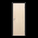 Полотно дверное глухое ОЛОВИ Беленый дуб 800x2000 мм с/ф
