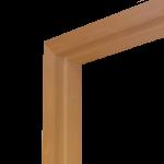 Коробка дверная ОЛОВИ Миланский орех 700 мм с фурнитурой