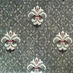 Balta Ковролин (в нарезку) CHEALSEA HARBOUR 6016 Fleur De Lyss Эксперименты серый 85 (4м)