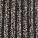 Дорожка грязезащитная Sheffield 80 PD 1м,коричневая