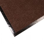 Дорожка грязезащитная Трафик, коричневая, 0,9 м.