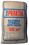 БЕРГАУФ Практик М-200 базовая стяжка для пола (30кг)