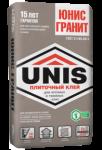 ЮНИС Клей плиточный Гранит (25кг)