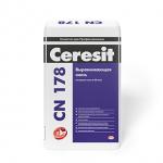 ЦЕРЕЗИТ CN178 Легковыравнивающаяся смесь (25кг)