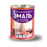 ЛЕНИНГРАДСКИЕ КРАСКИ Эмаль ПФ-115 ОПТИМУМ белая матовая (1,9кг)