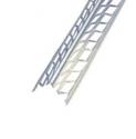 Профиль углозащитный оцинкованный ТЯНУТЫЙ 25х25мм (3м)