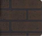 АКВАТОН листовая панель МДФ Кирпич цвет Красно-коричневый 1220х2440х6 мм (3м2)