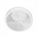 Диффузор потолочный МВ100ПФс, d=100 мм белый