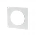 Пластина настенная для круглого канала 15 d=100 мм