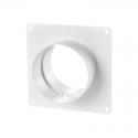 Соединитель для круглых каналов 353 d=150 мм с пластиной