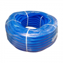 Труба гофрированная 40 мм для металлопластиковых труб синяя (1 п.м.)