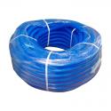 Труба гофрированная 40 мм для металлопластиковых труб синяя (50 м.)