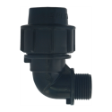 Отвод SPEKTR комбинир. PN16 НР 25x3/4