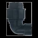 Отвод SPEKTR комбинир. PN16 ВР 32x3/4