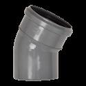 Отвод внутренний Sinikon d=110 мм 15°