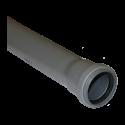 Труба канализационная внутренняя Sinikon d=50х1,8х1000 мм ГОСТ 32414-2013