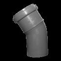 Отвод внутренний Sinikon d=50 мм 30°
