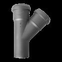 Тройник внутренний Sinikon d=50х50 мм 45°