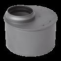 Муфта внутренняя Sinikon однораструбная переходная d=110х50 мм