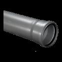 Труба канализационная внутренняя Sinikon d=110х2,7х500 мм ГОСТ 32414-2013