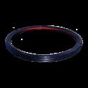 Кольцо резиновое (два лепестка) d=110 мм д/канализ.соединения