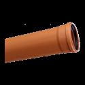 Труба канализационная наружная SN4 d=160х4,0х3000 мм