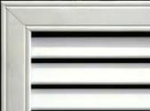 Решетка радиаторная 600x600 мм, белая