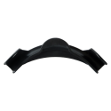 Фиксатор для трубы теплого пола d=16-20 мм, пластик, черный