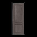 ОЛОВИ Дверное полотно Невада 900х2000 Дуб Графит экошпон глухое без притвора б/фурнитуры