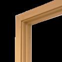 Коробка дверная ОЛОВИ 3D Бук комплект М8 770x74x30 мм