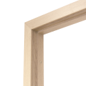 Коробка дверная ОЛОВИ 3D Белёный Дуб комплект М8 770x74x30 мм