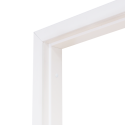 Коробка дверная ГОСТ ОЛОВИБелая ламинированная 800 мм с фурнитурой