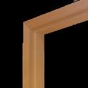 Коробка дверная ОЛОВИ Миланский орех 800 мм с фурнитурой