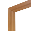 Коробка дверная ОЛОВИ Миланский орех 900 мм с фурнитурой