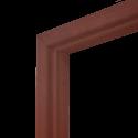 Коробка дверная ОЛОВИ Итальянский орех 900 мм с фурнитурой