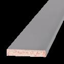 Наличник ОЛОВИ Серый RAL 7040 крашенный 58x10x2200 мм