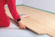 Профессиональная укладка напольного покрытия (предоставляется гарантия на все виды работ)